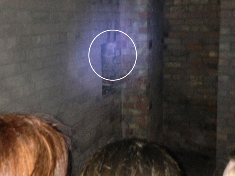 Click to view Ghost Photo Gallery