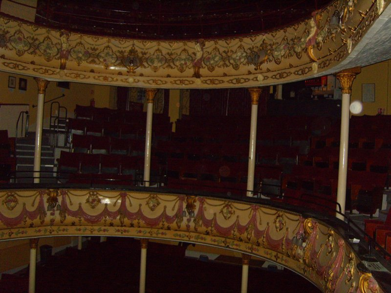Theatre Royal ghost hunt - Click to enlarge
