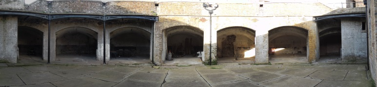 Slough Fort Casemates