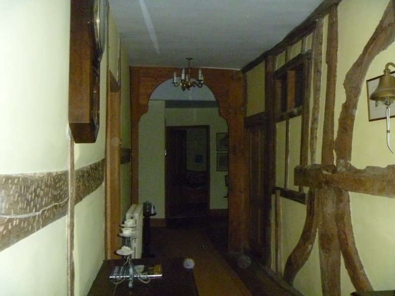 Molland House ghost hunt title=