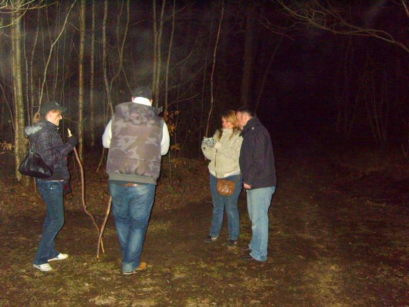 Oldbury Hill Fort ghost hunt title=