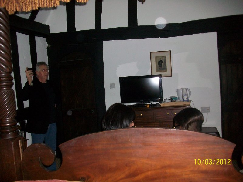 Red Lion Hotel Private Ghost Hunt title=